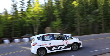 Honda Expanding Sponsorship of 2015 Broadmoor Pikes Peak International Hill Climb
