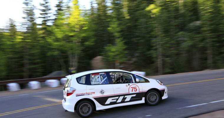 Honda Expanding Sponsorship of 2015 Broadmoor Pikes Peak International Hill Climb