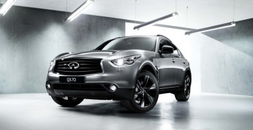 Infiniti QX70S Design Edition Goes on Sale in Britain
