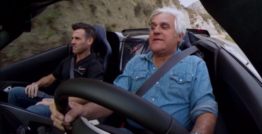 Jay Leno Gets Pulled Over in a 2015 Corvette Z06 [VIDEO]