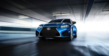 Lexus To Reveal GS F Super Sedan at NAIAS