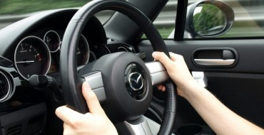 Study Suggests Drivers Keep Their Hands at the 9 and 3 Position of the Steering Wheel
