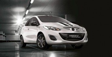 Mazda2 Black And White Editions Send Off Current Generation in Style