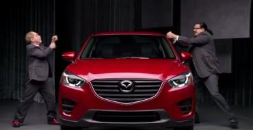 Production of Mazda CX-5 Reaches 1 Million Units
