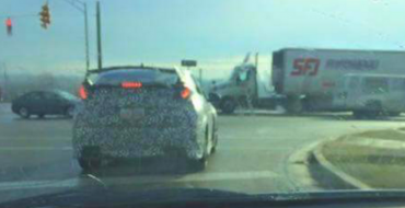 (At Least One) Honda Civic Type R Comes to America!