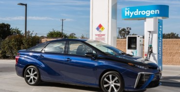 Toyota and Shell Team Up to Build More Hydrogen Refueling Stations