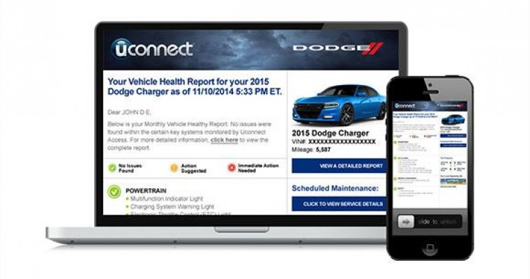 FCA Shows Off New Services for Uconnect Access at CES