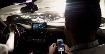 You're Fired! Valet's Hilariously Bad Video Review of Customer's BMW