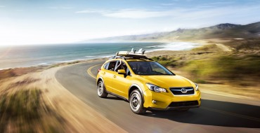 2015 Subaru XV Crosstrek Special Edition Announced
