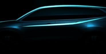 2016 Honda Pilot Debut Set for Chicago Auto Show