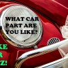 [QUIZ] Discover Which Car Part You're Most Like!