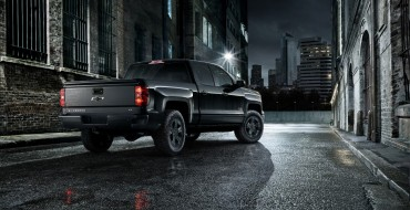 2015 Silverado Midnight Edition Coming to Chicago Auto Show