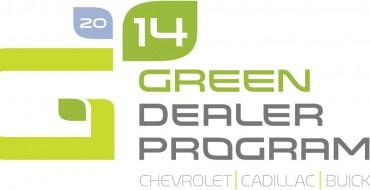 General Motors Proudly Announces It Has 420 Green Dealers