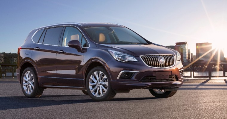 Report: Buick May Move Most Production to China, Europe by 2017