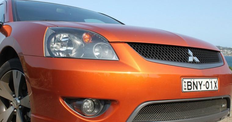 Plans for Nissan-Based Mitsubishi Midsize Car Have Stalled