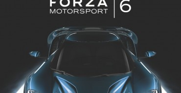 Ridiculous Ford GT Featured on Forza 6 Cover