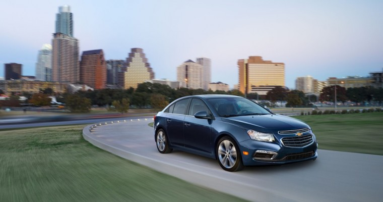 2015 Chevy Cruze Heating System Improved By Diaper Discovery
