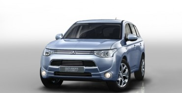 Mitsubishi Confirms Outlander Plug-In Hybrid Release Date