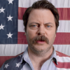 Ron Swanson's NASCAR Ad Will Make You Proud to be an American