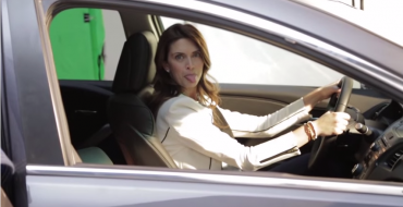 Who is the Woman Singing in the Acura Car Commercial?