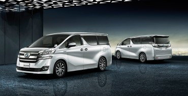 Toyota Releases Two Boxy Japanese Minivans that are Actually Awesome