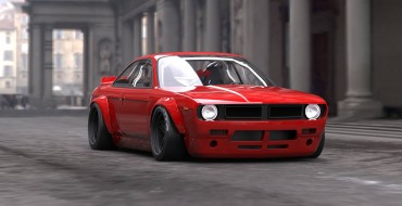 Rocket Bunny Body Kit Turns Your S14 into a Plymouth 'Cuda