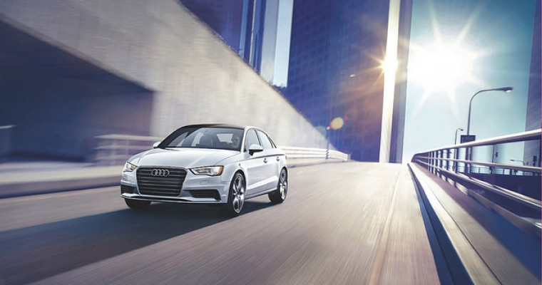 IIHS Gives Audi A3, S3 Top Safety Scores