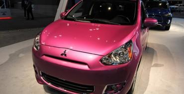 """KBB.com Names Mitsubishi Mirage in """"10 Most Fuel-Efficient Cars under $25,000"""""""