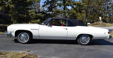 Found on Hemmings: Cherry 1975 Buick LeSabre