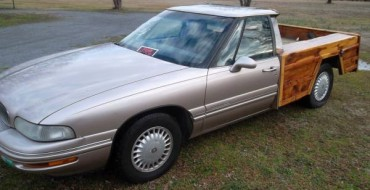This 1998 LeSabre Truck Will Kill All Joy in Your Life