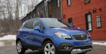 Buick Encore Sees 18th Straight Month of Sales Growth in June