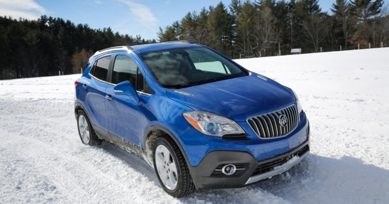 Encore Soars Again, Every Other Buick Down in February Sales