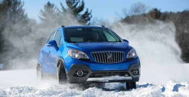 Buick Sales Up Slightly as Enclave, Encore Thrive