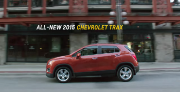 New 2015 Trax Commercial is MILLENNIALTASTIC!