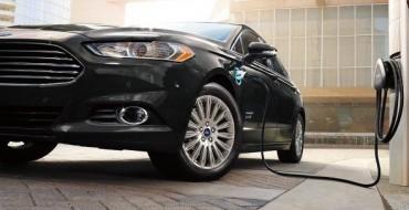 2016 Ford Fusion Hybrid, Energi Receive $900 Price Cut
