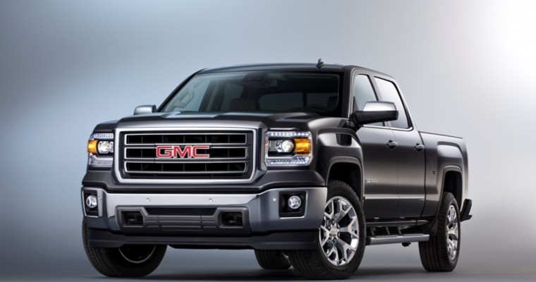 GMC Sales Rise 8 Percent in June