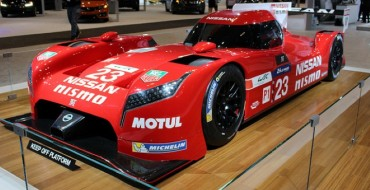 Nissan GT-R LM NISMO Ends Testing in Sebring Early