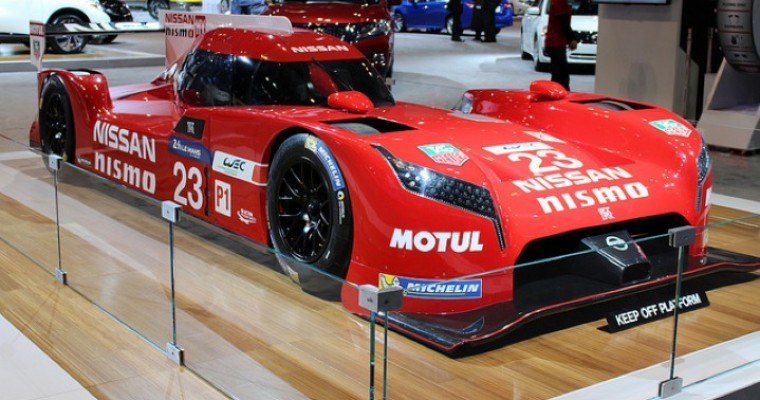 Nissan GT-R LM NISMO Backs Out of Silverstone & Spa Races