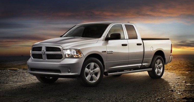 Don't Expect a Mid-Size Ram Pickup Any Time Soon