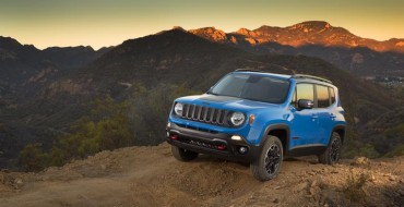 Jeep and NBCUniversal Launch #RenegadeLifeContest