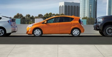 Toyota Prius Offers Steep Discounts in California