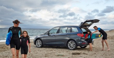 Compact Yet Spacious: 2016 BMW 2-Series Gran Tourer