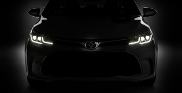 Toyota to Debut New 2016 Avalon at Chicago Auto Show