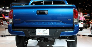 The 2016 Toyota Tacoma Will Have Locking Tailgates