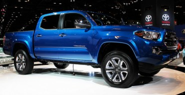2016 Toyota Tacoma Pricing Information Leaked