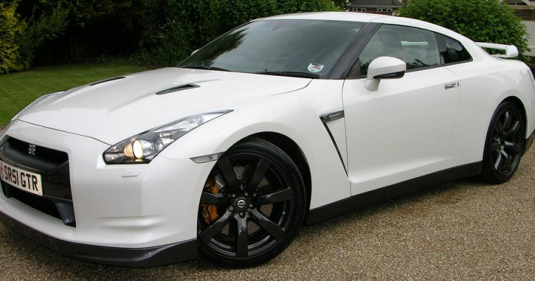 2009 Nissan GT-R Recalled for Steering Column Issue