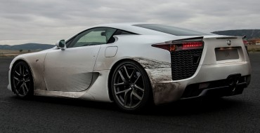 Lexus Shuts Down Rumors of LFA Successor