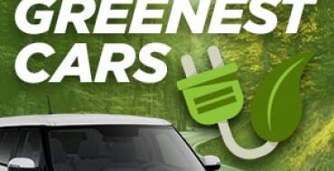 Infographic: Meet America's Greenest Cars