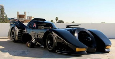 Have $140K? Buy a Batmobile on Craigslist