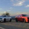 It's Chevy Camaro ZL1 vs Dodge Challenger Hellcat in New Head 2 Head Video